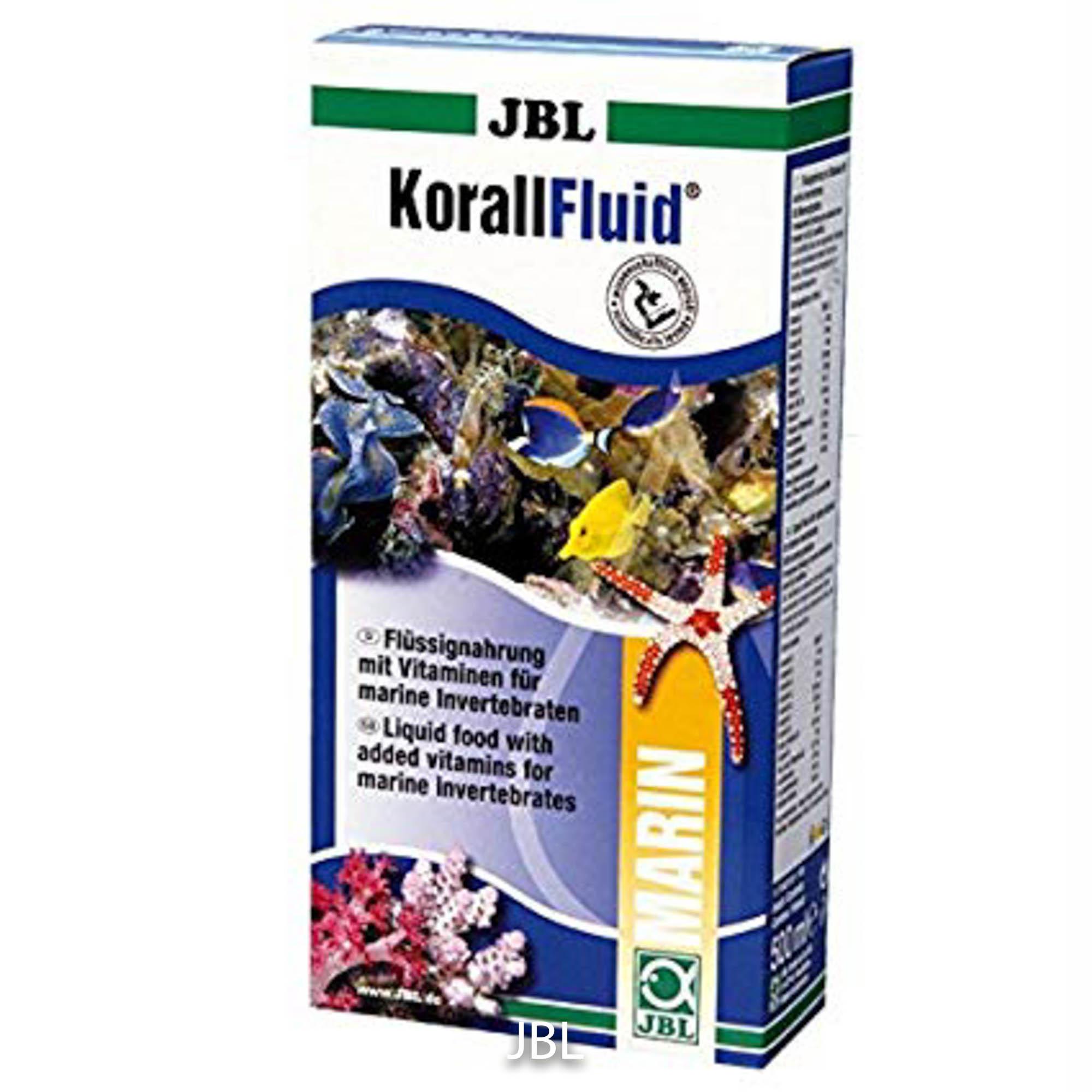 Корм для кораллов JBL Koral fliud 100 мл 900