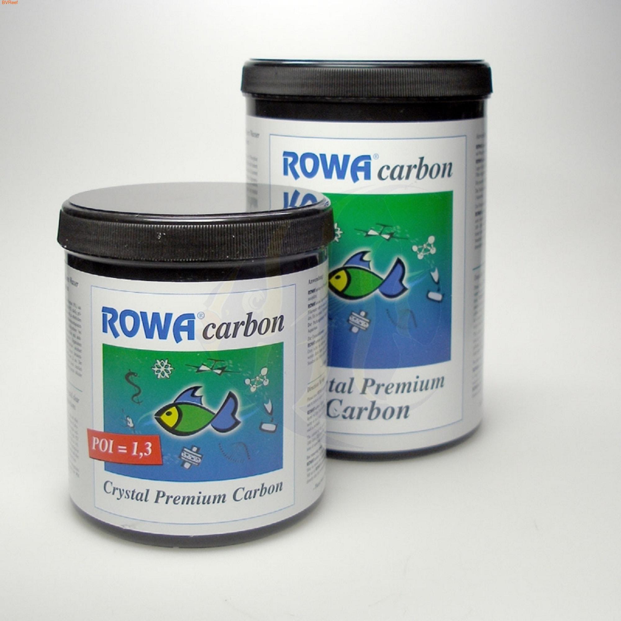 Уголь активированный Rowa carbon