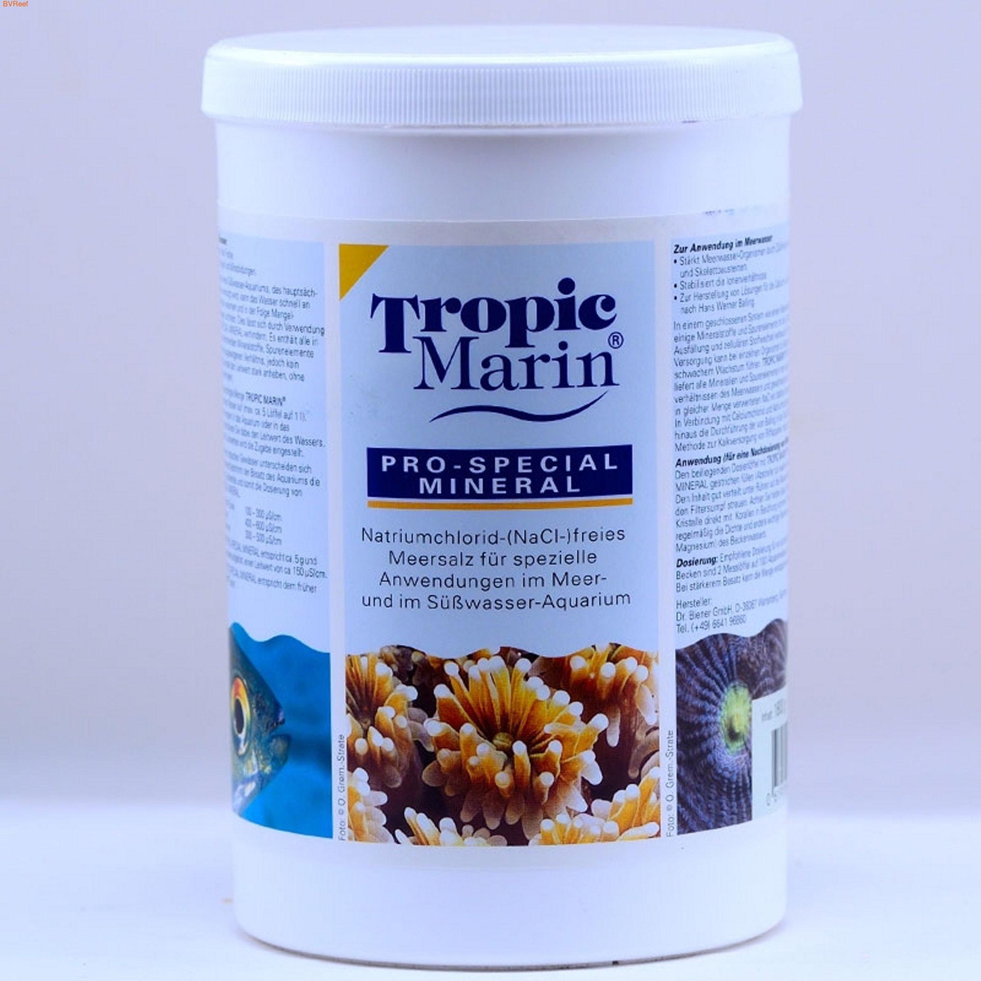 Tropic Marine Соль без соли (третий компонент балинга)