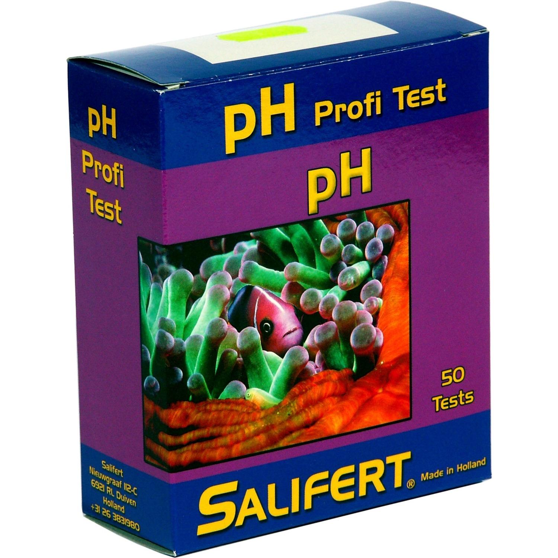 Salifert Тест pH