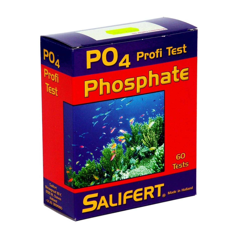 Salifert Тест на фосфаты (PO4)