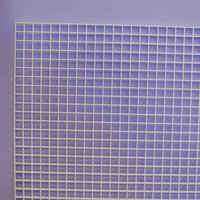 Решетка белая пластиковая (ячейка 1 см) 60/60 см 500