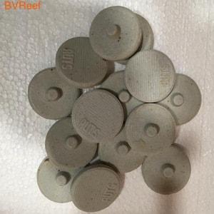 Плашка керамическая 3 см с короткой ножкой
